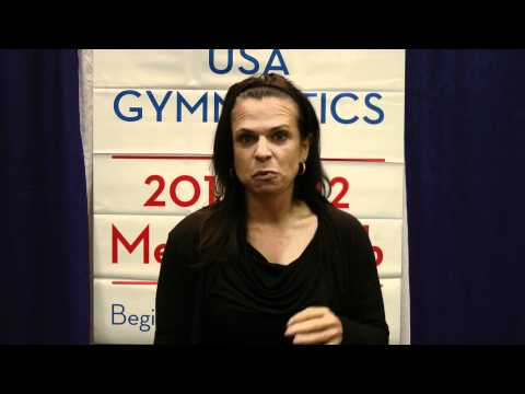 Gymnastics Lessons = Life Lessons - Dr. Alison Arnold