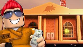 🔥 the MUSEUM to JAILBREAK? WE MAKE MONEY! | ROBLOX