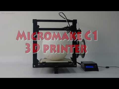 Micromake C1 H Bot XZ Structure 3D Printer
