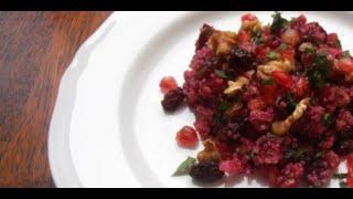 Quinoa Recipes For Vegetarians - How To Make Quinoa Salad - Vegetarian Recipes