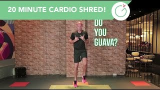Download Video 20 Minute Cardio Shred! by Level Bootcamp & GuavaPass (TABATA) MP3 3GP MP4