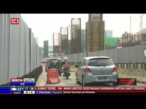 Pengerjaan LRT Kelapa Gading-Rawa Mangun Sudah 30 Persen
