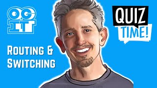 🔴 Routing vs Switching - CCNA Online Quiz