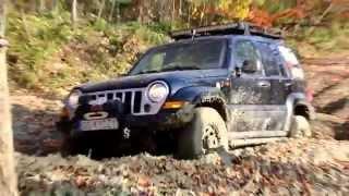 Jazda OFF ROAD 4x4 – Krosno video