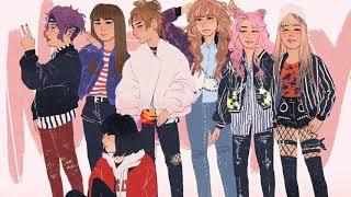 Download Bts girl version fanart Mp3 and Videos