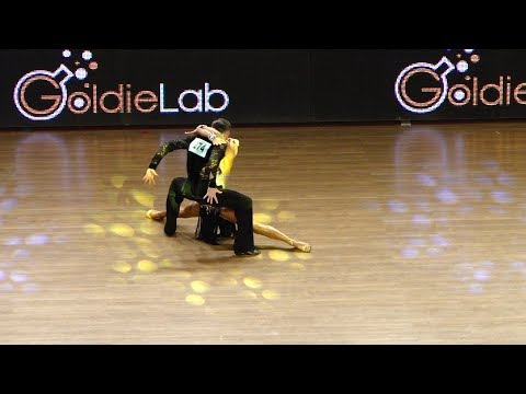 Dance Masters 2018 - WDSF World Open Latin - Finals - Rumba Solo