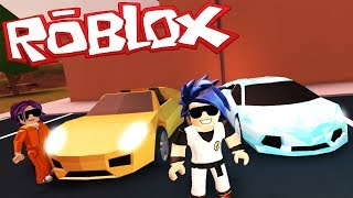 TUNEAND THE COCHAZO JAILBREAK ROBLOX