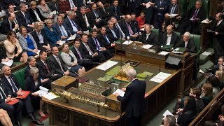 brexit debate in parliament