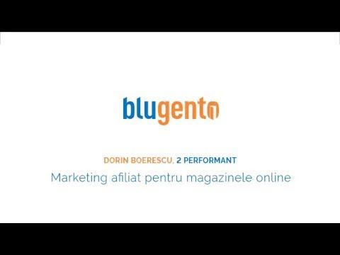 Marketing Afiliat pentru Magazine Online - Interviu cu Dorin Boerescu, 2Performant