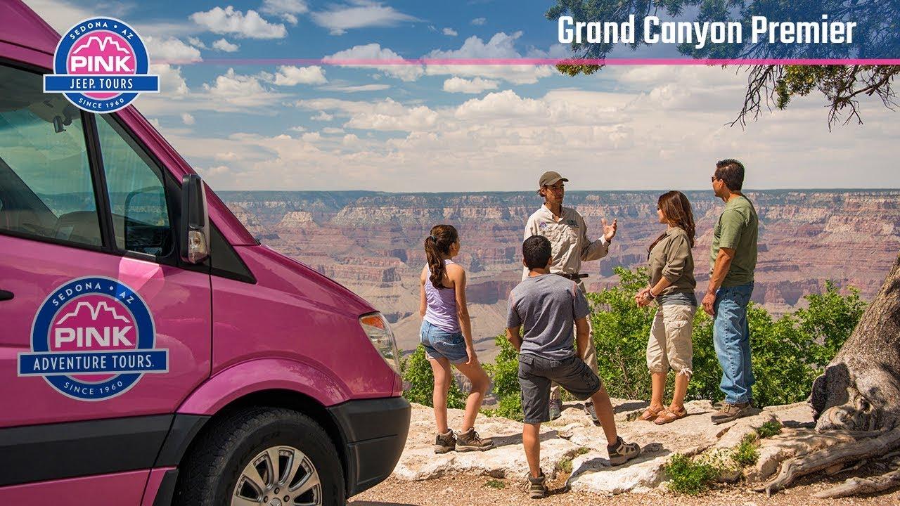 Sedona To Grand Canyon National Park Jeep Tours | Pink Jeep Tours