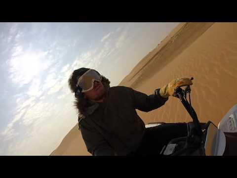 Namibian Quad BikeDesert Tour - The Kuiseb Delta