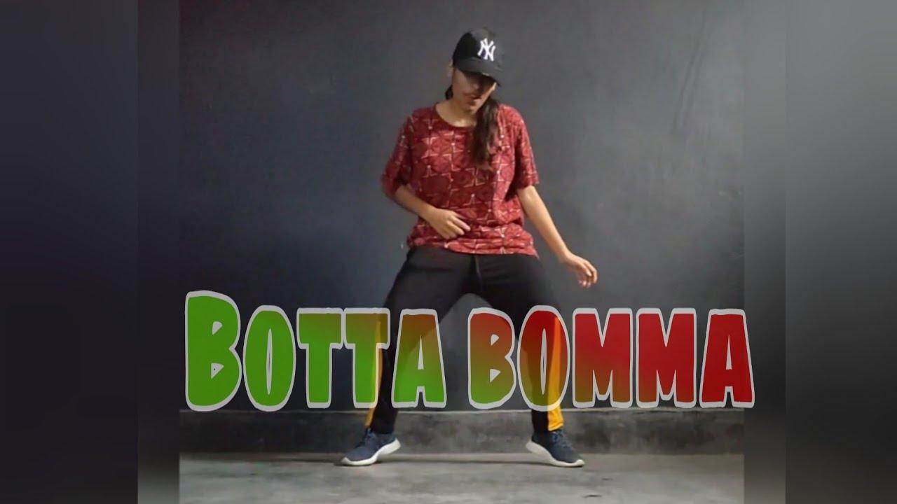 Butta Bomma Dance Video | Ala Vaikunthapurramuloo | Allu Arjun | Arman Malik |  Telugu Dance Choreo