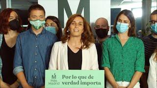 Mónica García asume compromiso de ser