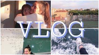 Sınav Haftasından Sağ Çıkmaya Çalışıyorum? | Vlog2