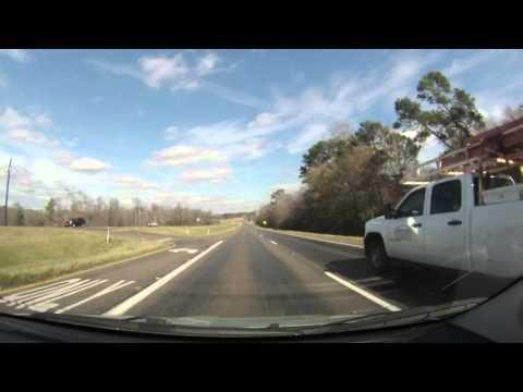 Etna, Arkansas to Jacksonville, Texas and Back