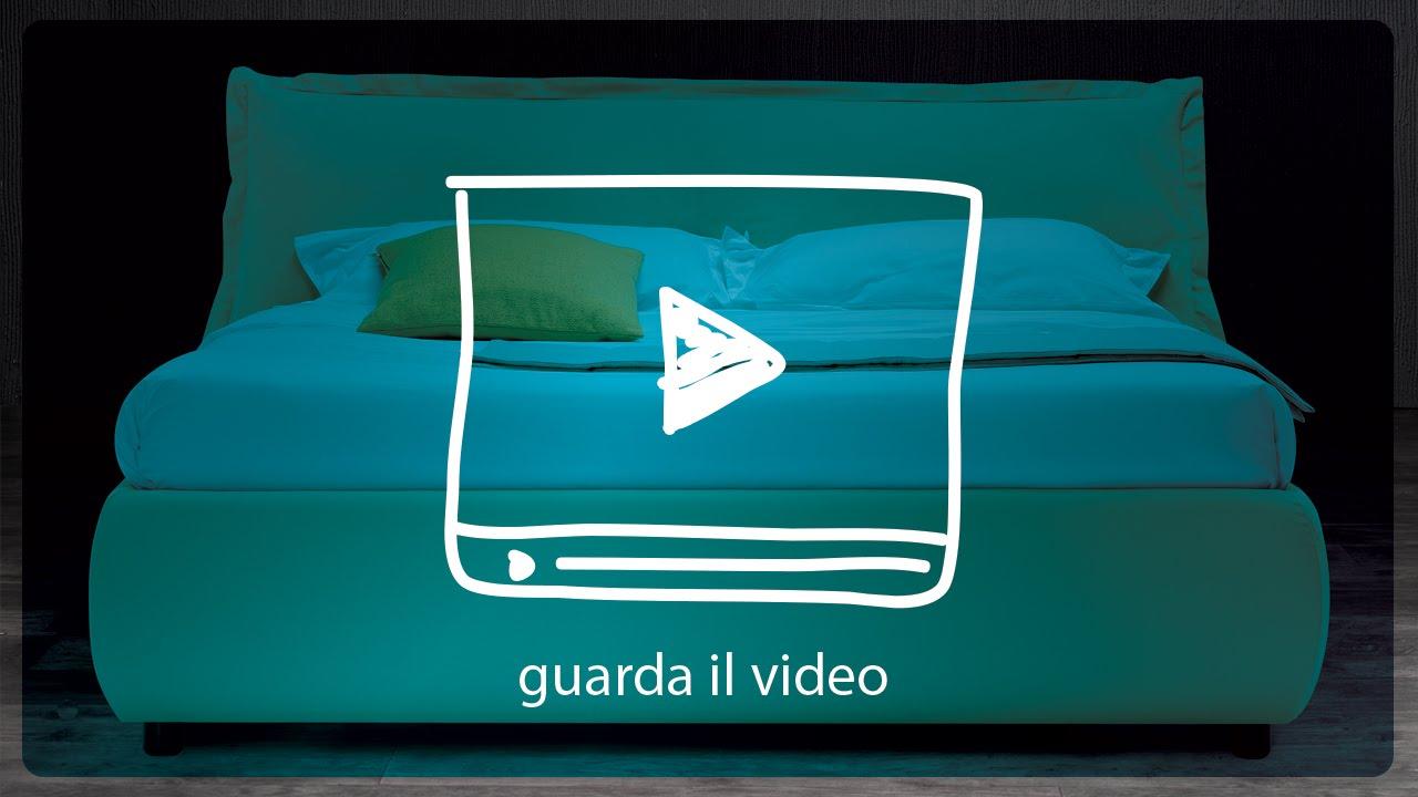 Letto con contenitore in offerta! - YouTube
