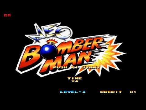 (1hAM) game bomber man (đặt bôm) tuổi thơ dữ dội ^^