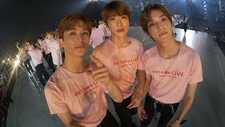 [N'-56] NCT in SMTOWN OSAKA #6 - ENDING STAGE '빛 (Hope)' Selfcam FULL Ver.