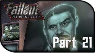 "Fallout: New Vegas Gameplay Part 21 - ""Mr. House"" (Fallout 4 Hype Let"