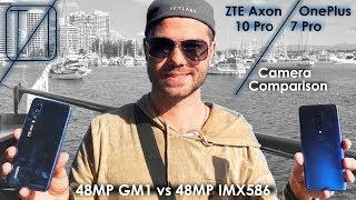 ZTE Axon 10 Pro vs OnePlus 7 Pro Camera Comparison - 48MP IMX586 vs GM1