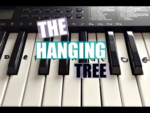 The Hanging Tree - Jennifer Lawrence (Mockingjay Pt 1)| Easy Piano Tutorial With Notes (Right Hand)