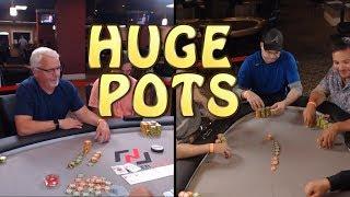 Poker Time: 200 BIG BLIND POTS