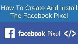 So Erstellen und Installieren Sie Das Facebook-Pixel (2018)