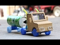 How To Make A Battery Powered Truck (Easy & Simple) - Toy Trucks DIY