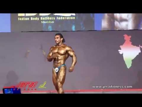 Sangram Chougule's Winning Performance -  Mr World 2014 - Sangram Chougule