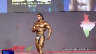 Sangram Chougule's Winning Performance -  Mr World 2014 - Sangram Chougule