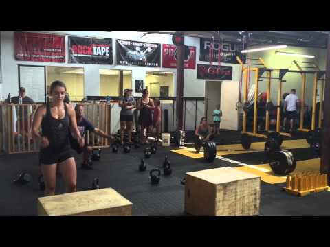 Bowen IV 7-25-2015 held at CrossFit 828