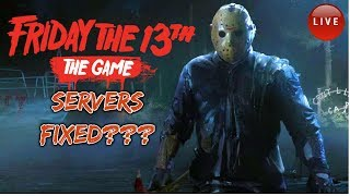 How to play friday the 13th the game online multiplayer