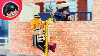 Karla bricht aus! Playmobil Polizei Film - KARLCHEN KNACK #229