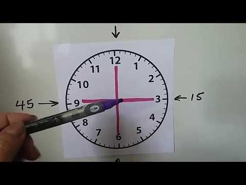 Grade 2 Math  7.5 (7.10 Go Math!), Time to the quarter-hour