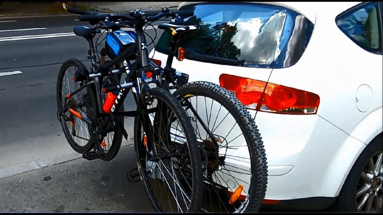 Thule HangOn 972 car bike carrier Suport bicicleta cu
