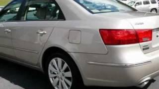 2009 Hyundai Sonata Rome GA