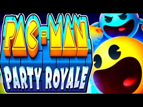 PAC-MAN PARTY ROYALE! - New On Apple Arcade!