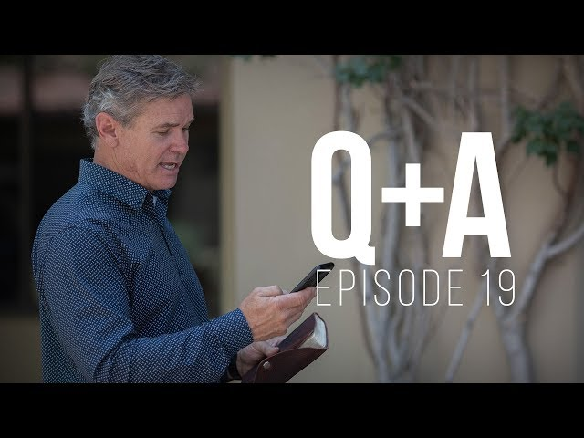 Q&A #19 - How did Jesus arm His heart and mind for the suffering that was ahead of Him?