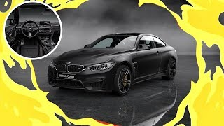 2018 bmw m4 competition packag