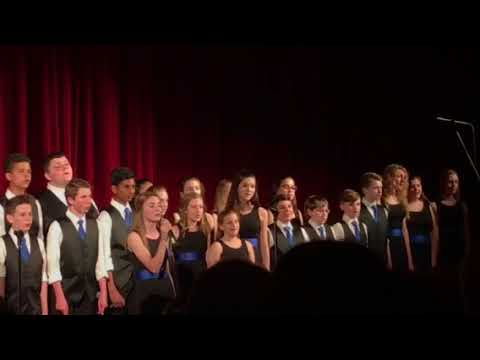 Poquessing Middle School Select Choir - Fix You - Coldplay