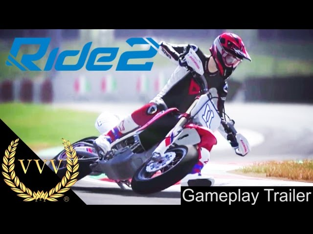 Ride 2 Supermoto Gameplay Trailer