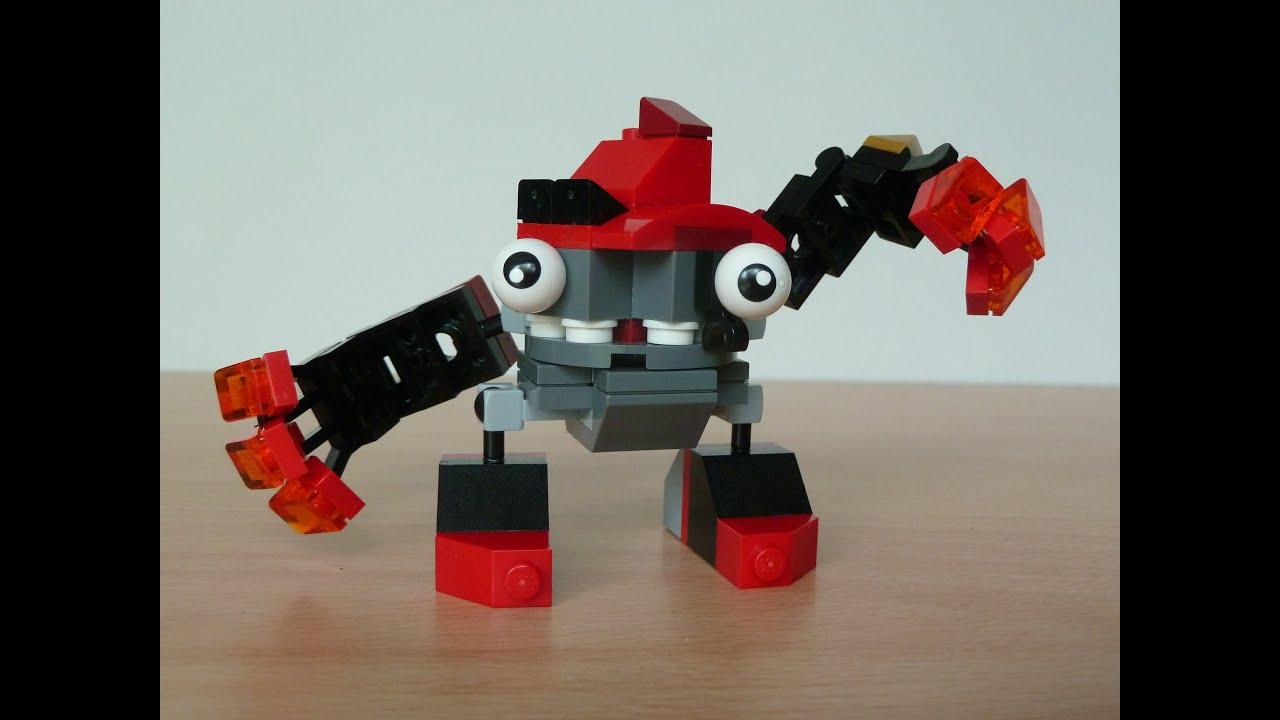 LEGO MIXELS VULK KRADER MURP Lego 41501 Lego 41503 Mixels ...  LEGO MIXELS VUL...