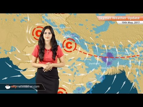 Weather Forecast for May 10: Rain in Delhi, Bengaluru, Hyderabad, Chennai, Kolkata