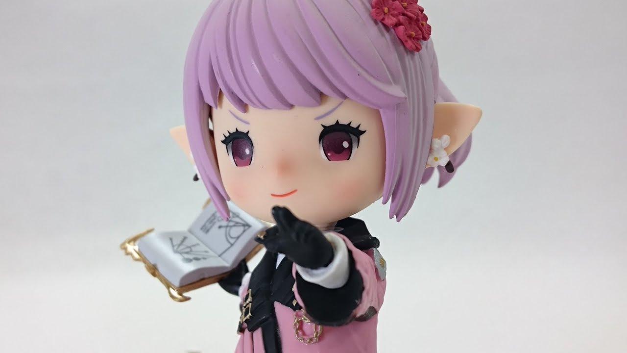 Final Fantasy XlV Tataru Figure Minion ver FF14
