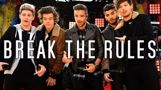 One Direction | Break the rules