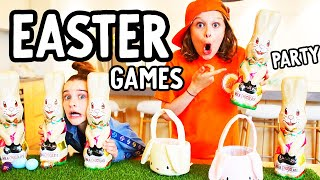 EASTER PARTY GAMES (Surprise Ending) W/The Norris Nuts