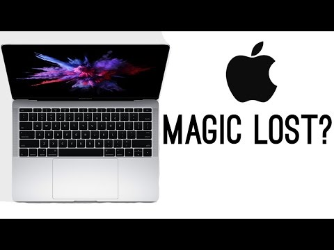 Is Apple Losing its Magic?