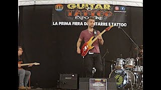 Blues Jam at GUITAR & TATTOO Show (Bergamo - Italy)