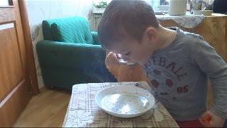 Готовим с ребенком. В видео покажем, как варить гречку и сделать после этого вкусную гречневую кашу(Рецепт как варили можете посмотреть ниже, если лень смотреть видео), но если понравился - не забудьте постав..., 2016-05-13T16:10:43.000Z)