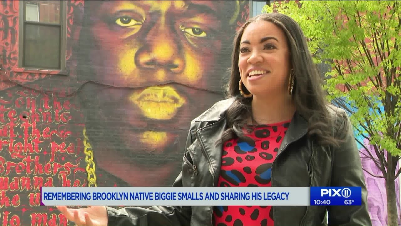 Author digs into Notorious B.I.G.'s legacy with new book